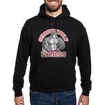 Serious Wolf Fitness Hoodie (dark)