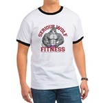 Serious Wolf Fitness Ringer T