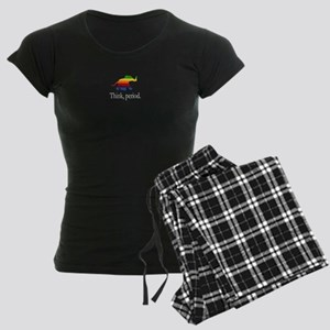 Think Period T Women's Dark Pajamas