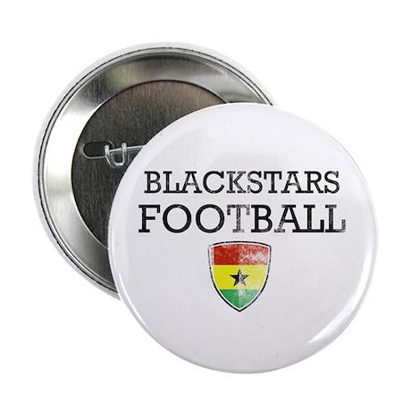 """Ghana Football 2.25"""" Button (10 pack)"""