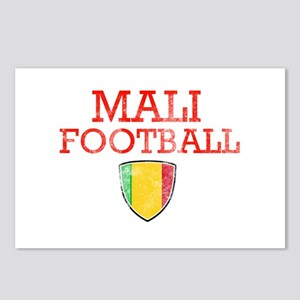 Mali Football Postcards (Package of 8)