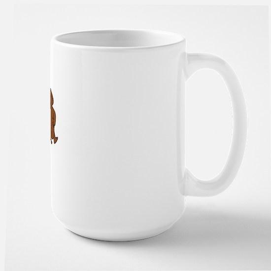 Big Zen Dragon Large Mug