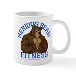 Serious Bear Mug