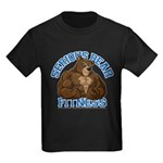 Serious Bear Kids Dark T-Shirt