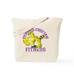 Serious Cheetah Tote Bag