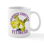 Serious Cheetah Mug