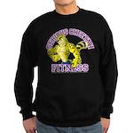 Serious Cheetah Sweatshirt (dark)