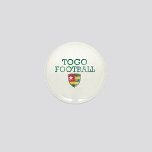 Togo Football Mini Button