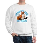 Serious Fox Sweatshirt