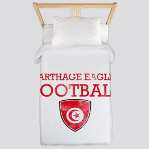 Tunisia Football Twin Duvet