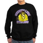 Serious Lion Sweatshirt (dark)