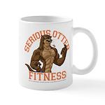 Serious Otter Mug