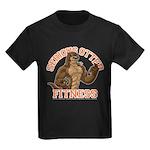 Serious Otter Kids Dark T-Shirt
