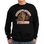 Serious Otter Sweatshirt (dark)