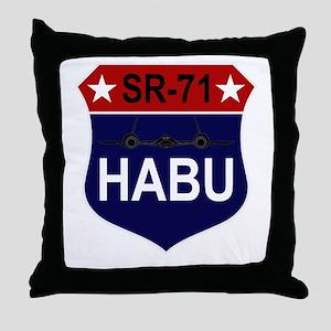 SR-71 Throw Pillow