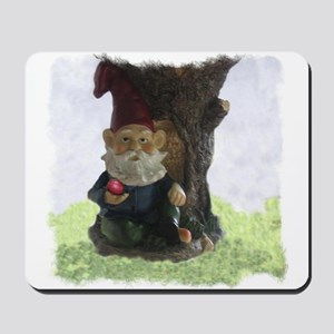 THE FRIENDLY GNOME Mousepad