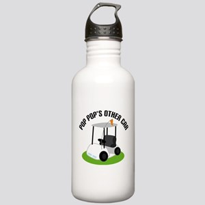 PopPop Golf Cart Stainless Water Bottle 1.0L