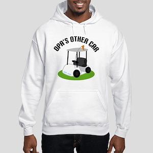 Opa Golf Cart Hooded Sweatshirt