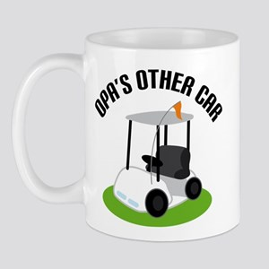 Opa Golf Cart Mug