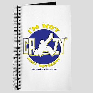 I'm Not Crazy (hockey) Journal