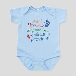 Future Childcare Provider Infant Bodysuit