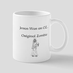 jesus_was_an_OZ Mug
