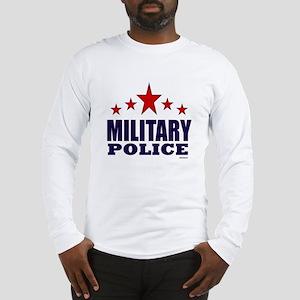 Military Police Long Sleeve T-Shirt
