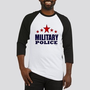 Military Police Baseball Jersey