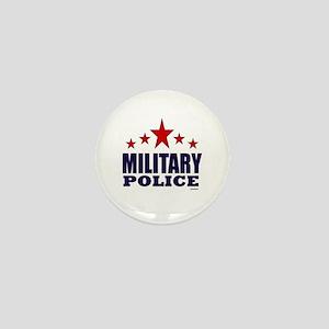 Military Police Mini Button