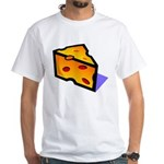 'Big Cheese' White T-Shirt