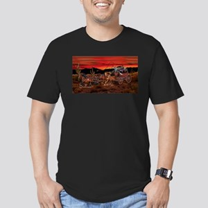 Stagecoach Cowboys T-Shirt