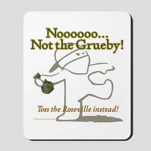 Noooo! Mousepad