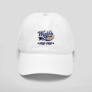 World's Best PopPop Cap