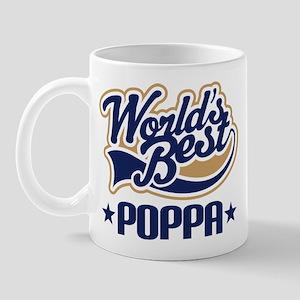 Poppa (Worlds Best) Mug