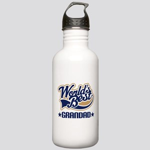 Worlds Best Grandad Stainless Water Bottle 1.0L