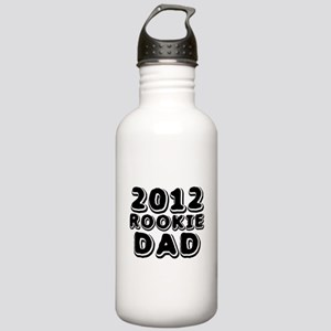 2012 Rookie Dad Stainless Water Bottle 1.0L