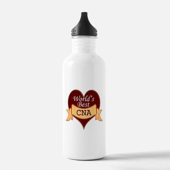 Cool Nursing assistant Water Bottle