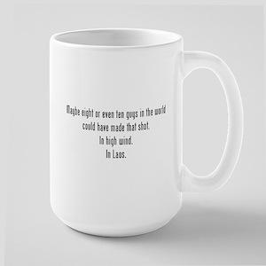 laos Large Mug
