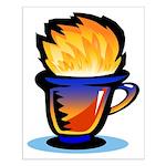 Pop Art - 'Tea Cup' Small Poster