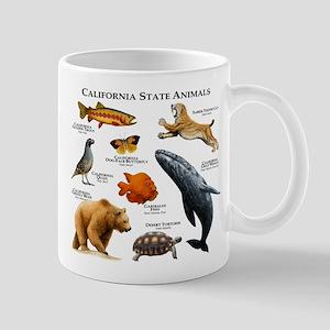 California State Animals Mug