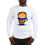 Pop Art - 'Tea Cup' Long Sleeve T-Shirt