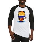 Pop Art - 'Tea Cup' Baseball Jersey