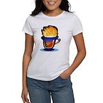 Pop Art - 'Tea Cup' Women's T-Shirt