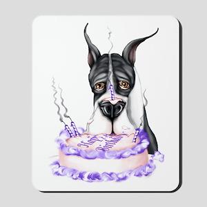 Dane Birthday Mantle Mousepad