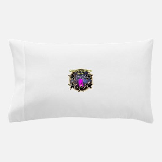 Grad Girls Amie: 0002 Pillow Case