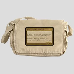 Legendary Buttkicker Messenger Bag