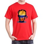 'Tea Cup' Dark T-Shirt