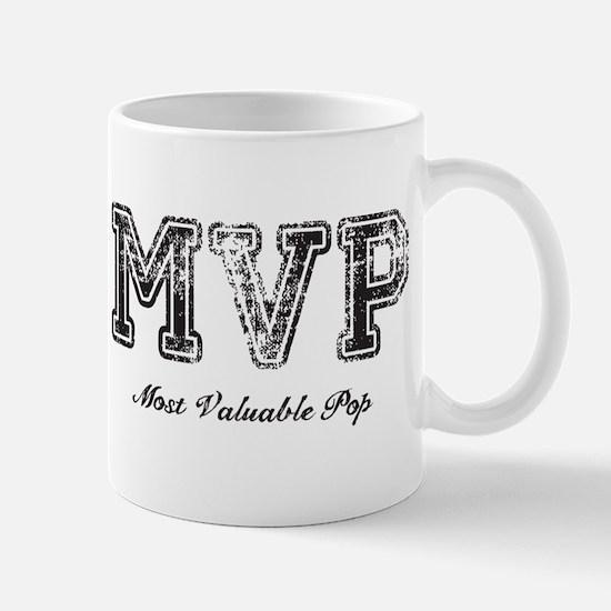Most Valuable Pop – MVP – Black Mug