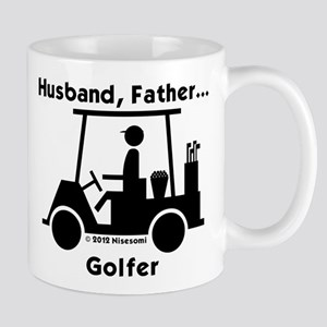 Husband, Father, Golfer Mug