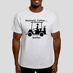 Husband, Father, Golfer Light T-Shirt